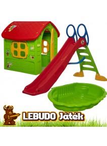 LEBUDO Játék - Otthoni Játszótér játék csomag
