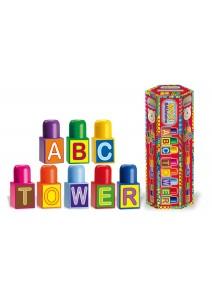 Maxi ABC torony építő