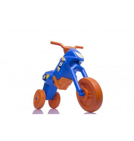 Motokidz - Enduro Motor - Kék-Narancs - Maxi