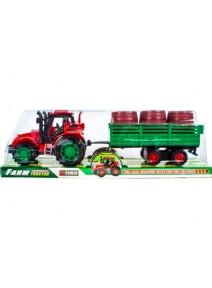 Hordószállító Traktor - 30 cm