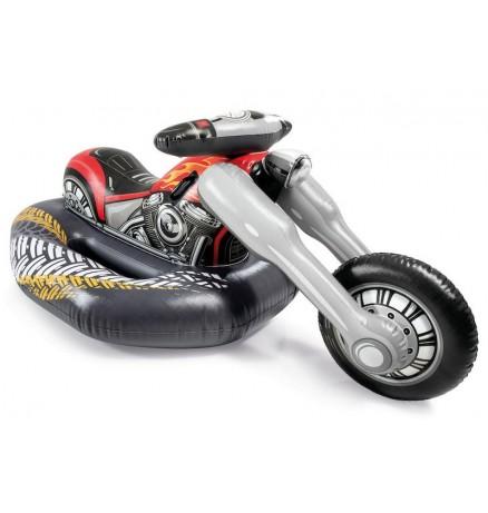 Intex - Felfújható Motorbicikli Matrac - 180 x 94 x 71 cm