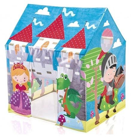 Intex - Kastély Játékház - Gyerek Játszóház