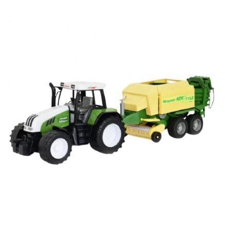 Kockabálás Nagy Traktor - 70 cm
