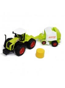 Körbálás Traktor - 30 cm