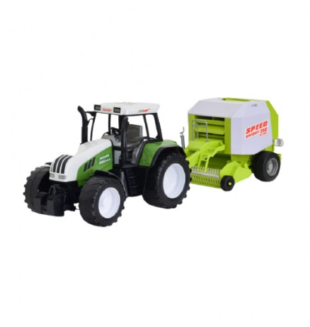 Körbálás Nagy Traktor - 60 cm