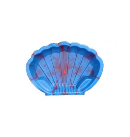 Dorex - Kagyló homokozó - LIMITÁLT KIADÁS (Kék-Piros)