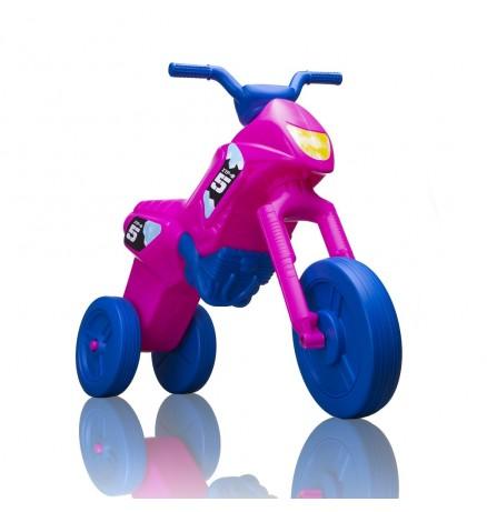 Motokidz - Enduro Motor - Rózsaszín-Kék - Mini