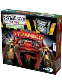 Noris - Escape Room - A Vidámparkban - Társasjáték