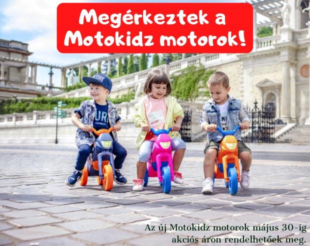LEBUDO Játék -Motokidz Gyermek Motor, Gyerekjáték