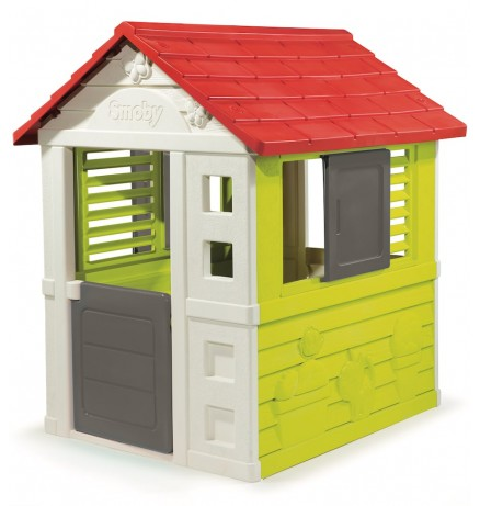 Smoby - Nature Playhouse - Játékház