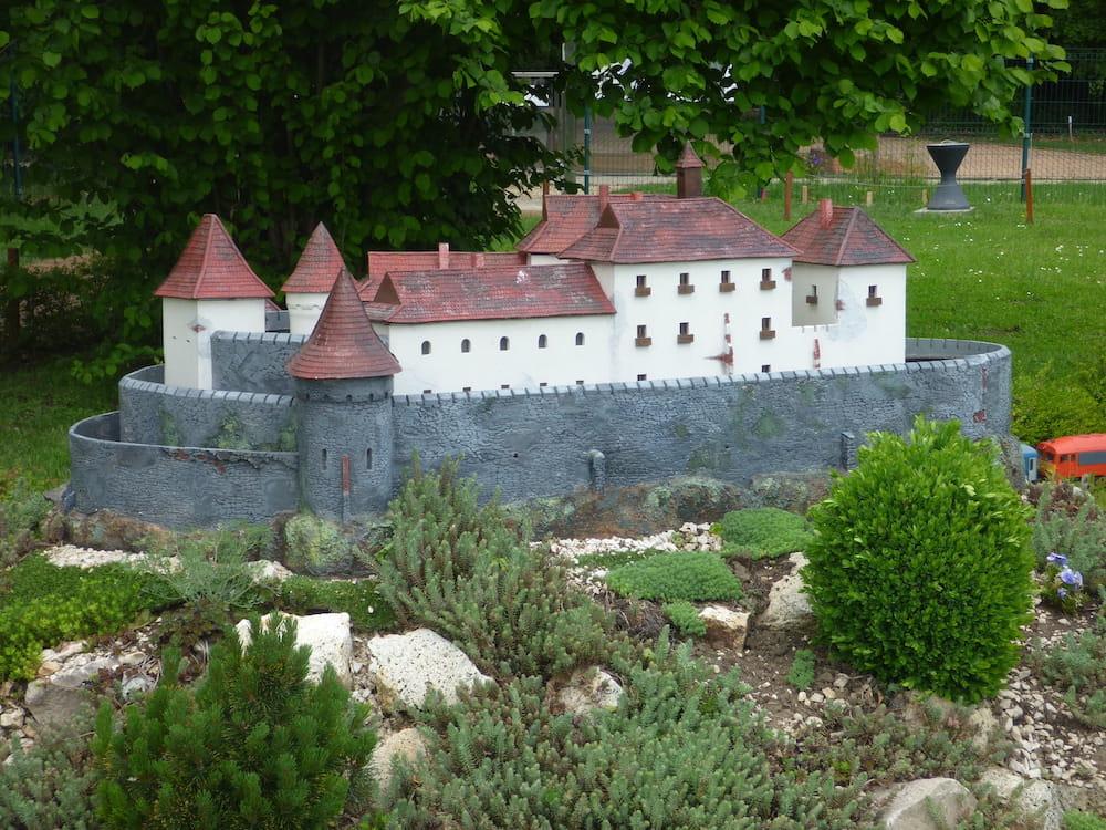 Szarvasi Mini Magyarország Makettpark